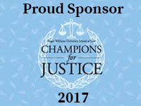 Champions for Justice Button 2017